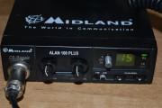 Радиостанция Alan 100 Plus б/у