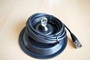 Основание для антенн - крепление магнитное BM-145 DV Optim