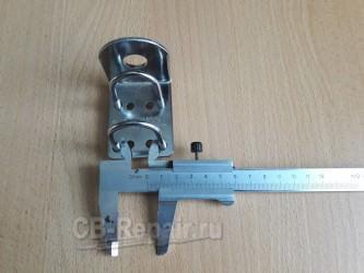 TS-10 диаметр отверстия для дуги